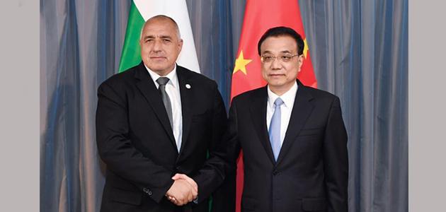 李克强分别会见保加利亚总理、塞尔维亚总理、斯洛文尼亚总理...
